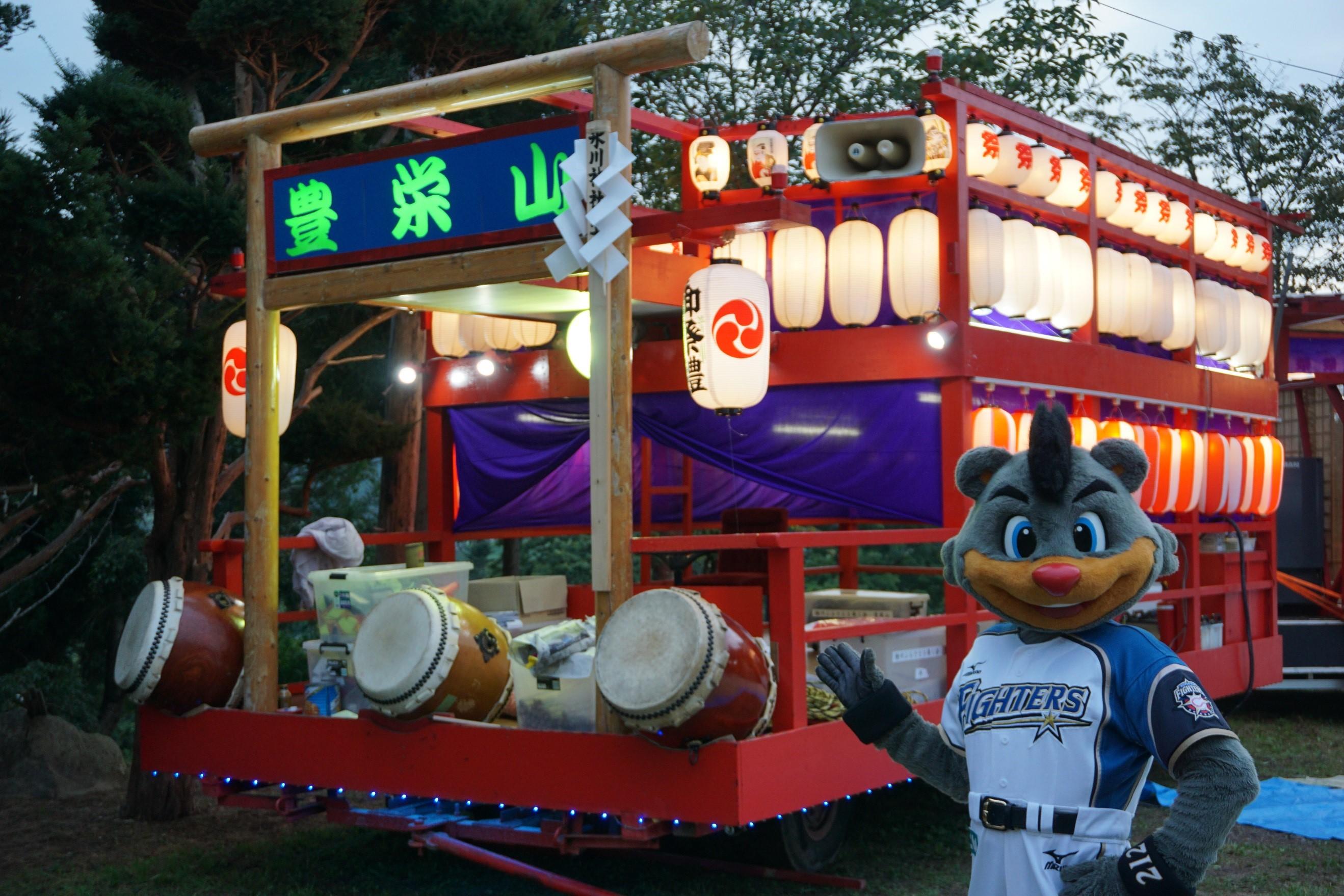 種川氷川神社例大祭